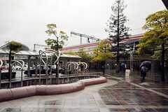 各線・明石駅の様子。(2012-03-23,共用部,ENVIRONMENT,1F)