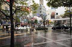 各線・明石駅周辺の様子。(2012-03-23,共用部,ENVIRONMENT,1F)