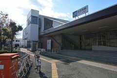 JR福知山線・猪名寺駅の様子。(2015-11-28,共用部,ENVIRONMENT,1F)