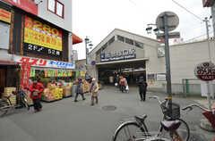 各線・塚口駅の様子。(2015-02-03,共用部,ENVIRONMENT,1F)