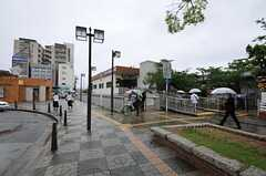 阪急線・武庫之荘駅の様子。(2011-05-28,共用部,ENVIRONMENT,1F)