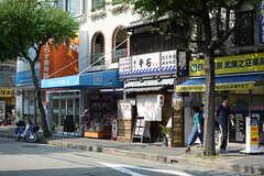 商店街には飲食店もたくさんあります。(2017-10-11,共用部,ENVIRONMENT,1F)