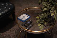 ソファテーブルの様子。(2019-10-08,共用部,OTHER,1F)