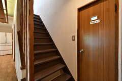 階段の様子。(2019-06-11,共用部,OTHER,1F)