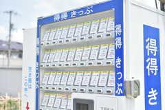 JR神戸線・ひめじ別所駅周辺の様子2。神戸方面のバスが通っています。(2019-06-11,共用部,ENVIRONMENT,1F)