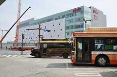 各線・姫路駅前の様子。(2014-02-04,共用部,ENVIRONMENT,1F)