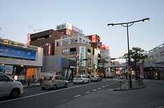 阪急・伊丹駅の周辺の様子。(2014-03-10,共用部,ENVIRONMENT,2F)