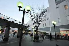 阪急・伊丹駅の様子。(2014-03-10,共用部,ENVIRONMENT,2F)