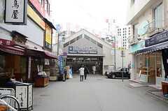 各線・塚口駅の様子。(2015-05-18,共用部,ENVIRONMENT,1F)