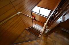 階段の様子。(2016-04-05,共用部,OTHER,2F)