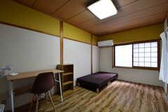専有部の様子。和室です。(303号室)(2017-09-14,専有部,ROOM,3F)