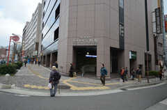 阪神電鉄・元町駅の様子。(2015-03-02,共用部,ENVIRONMENT,1F)