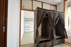 ドミトリーの様子2。(303号室)(2014-09-29,専有部,ROOM,3F)