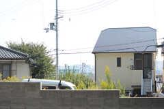 シェアハウスの目の前の道からはポートタワーが見えます。(2017-10-11,共用部,ENVIRONMENT,1F)