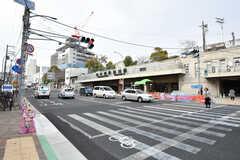 神戸電鉄・湊川駅の様子。(2019-03-26,共用部,ENVIRONMENT,1F)