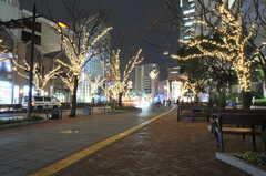 モザイク、ハーバーランドも徒歩圏内です。(2012-12-17,共用部,ENVIRONMENT,1F)