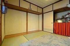 専有部の様子。※家具・小物は住人さんの私物です。(101号室)(2013-03-30,専有部,ROOM,1F)