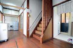 階段の様子。(2013-03-30,共用部,OTHER,1F)