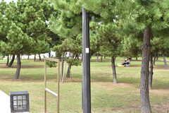 舞子公園の様子。(2017-09-14,共用部,ENVIRONMENT,1F)
