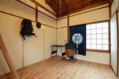 専有部の様子。※家具・小物は住人さんの私物です。(202号室)(2013-03-30,専有部,ROOM,1F)