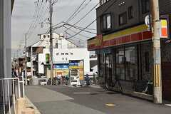 各線・魚崎駅周辺の様子。(2017-05-17,共用部,ENVIRONMENT,1F)