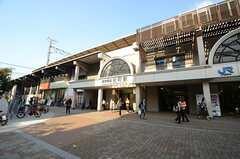 各線・元町駅の様子。(2015-10-20,共用部,ENVIRONMENT,1F)