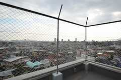 屋上からの景色2。(2015-03-02,共用部,OTHER,7F)