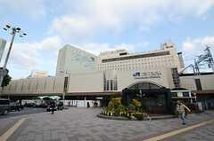 各線・神戸駅の様子。徒歩圏内です。(2013-03-14,共用部,ENVIRONMENT,1F)