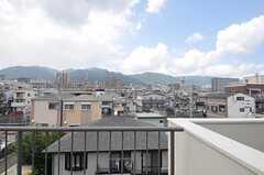 屋上のからの眺め。(2013-08-02,共用部,OTHER,5F)