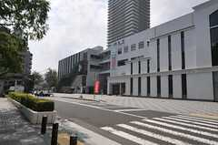 JR線・灘駅の様子。(2013-08-02,共用部,ENVIRONMENT,1F)