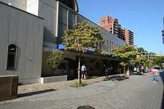 阪急線御影駅の様子。(2014-09-27,共用部,ENVIRONMENT,1F)