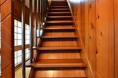 階段の様子。(2016-03-09,共用部,OTHER,1F)