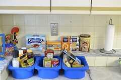 調味料などはコチラ。(2012-10-01,共用部,KITCHEN,4F)