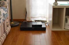 HDD録画が可能で、CATVが見られます。(2013-03-23,共用部,TV,1F)