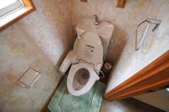 トイレの様子。(2013-03-23,共用部,TOILET,1F)