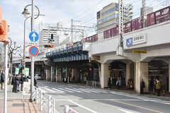 各線・元町駅の様子。(2019-02-13,共用部,ENVIRONMENT,1F)