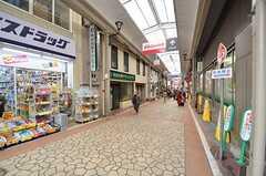 JR・垂水駅の商店街。(2015-02-03,共用部,ENVIRONMENT,1F)