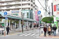 JR・垂水駅周辺の様子。(2017-02-07,共用部,ENVIRONMENT,1F)
