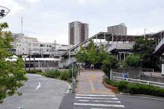 阪急神戸線・西宮北口駅の様子。(2012-09-14,共用部,ENVIRONMENT,1F)