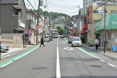 阪急甲陽線・甲陽園駅周辺の様子。(2016-05-24,共用部,ENVIRONMENT,1F)