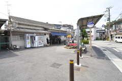 阪急甲陽線・甲陽園駅の様子。(2016-05-24,共用部,ENVIRONMENT,1F)