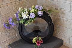 オーナーさんによる、お花の教室も行われるとのこと。(2017-02-07,共用部,OTHER,1F)