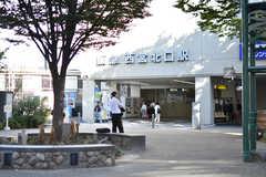 各線・西宮北口駅の様子。(2018-09-11,共用部,ENVIRONMENT,1F)
