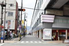 阪神本線・西宮駅周辺の様子。(2017-12-11,共用部,ENVIRONMENT,1F)