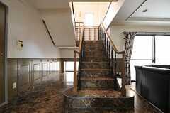 階段の様子。(2013-10-30,共用部,OTHER,9F)