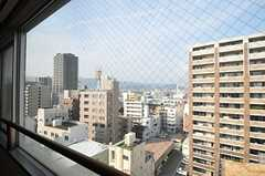 窓からみた外の景色。(1003号室)(2013-10-30,専有部,ROOM,10F)