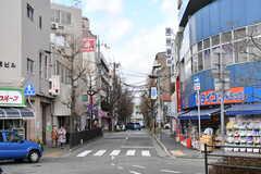 JR東海道本線・甲子園口駅前の様子。(2019-01-21,共用部,ENVIRONMENT,1F)