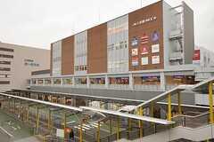 各線・三田駅の様子。(2012-03-23,共用部,ENVIRONMENT,1F)