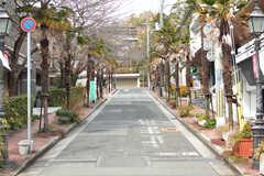 周辺は高級住宅街です。(2019-02-20,共用部,ENVIRONMENT,1F)