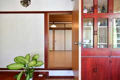 専有部の入り口。(205号室)(2018-06-13,専有部,ROOM,2F)